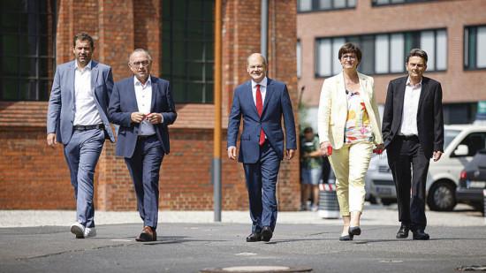 SPD Kandidatenkür