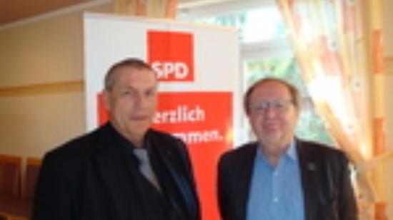 Michael Müller Mit Klaus-Peter Dehde
